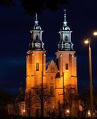 Gniezno Cathedral — Stock Photo