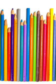 Old pencils — Stock Photo