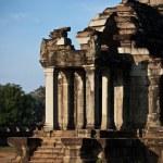 Angor Temples — Stock Photo #2917326