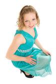 Dziewczynka kaukaski — Zdjęcie stockowe