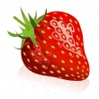 Strawberry — Vector de stock #2855340