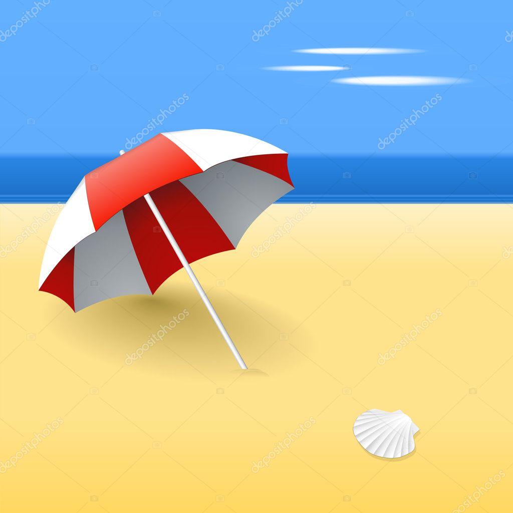 Portabrella Travel Beach Umbrella - YouTube