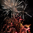 Finale fireworks — Stock Photo #2902857