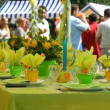 Garden party — Stock Photo #2902882
