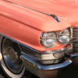 Vintage pink car — Stock Photo #2903231