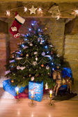 árvore de natal — Fotografia Stock