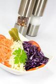 Mixed vegetables — Foto de Stock