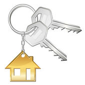 Keys for home — Stock Vector