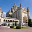 Basilica of Lisieux (Normandy, France) — Stock Photo