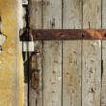 Old Rusty Lock — Stock Photo #2794707