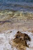 Sea rock — Stock Photo