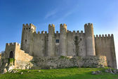 Portugal Castle — Stock Photo
