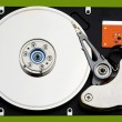 Computer hard Disk Drive - Stock Photo