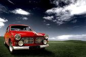 Oude auto — Stockfoto
