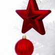 Christmas ornaments — Stock Photo #4258845