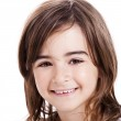 Cute little girl — Stock Photo #4293708