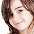 Cute little girl — Stock Photo #4293716