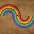 Raibow illustration - Foto de Stock  