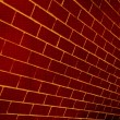 Bricks wall background — Stock Photo