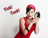 Tick Tack — Stock Photo