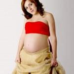 graviditet — Stockfoto
