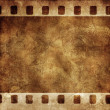 Stock Photo: Grunge background photo frame