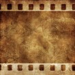 Grunge background photo frame — Stock Photo