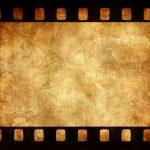 Grunge background photo frame — Stock Photo