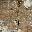 Old concret wall — Stockfoto