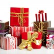 Christmas gifts — Stock Photo #4938867