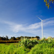 Royalty-Free Stock Photo: Wind Turbine