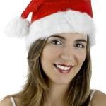 Christmas woman — Stock Photo #5063511