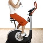 Gym exercise — Stock Photo #5064517