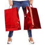 Shopping woman — Stock Photo #5065389