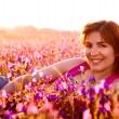 Relaxing on the meadow — Stock Photo #5066675