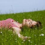 отдохнуть — Стоковое фото