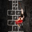 Hopscotch — Stock Photo #5067844