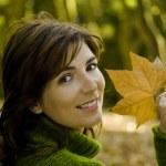Autumn Beauty — Stock Photo #5068153