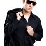 Fashion young man — Stock Photo #5070114