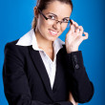Business woman — Stock Photo #5072351