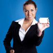 Business woman - Stock Photo