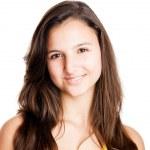 Teenage girl portrait — Stock Photo #5073026
