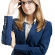 Business Woman — Stock Photo #5073808