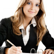 Business Woman — Stock Photo #5073917