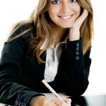 Business woman — Stock Photo #5073948