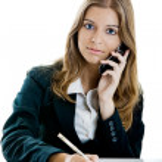 Business woman — Stock Photo #5073950