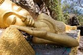 Buda uzanmış — Stok fotoğraf