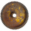 Rusty jagged wheel 1 — Stock Photo #3042032