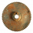 Rusty jagged wheel 2 — Stock Photo #3047474