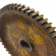 Rusty jagged wheel 3 — Stock Photo #3056716